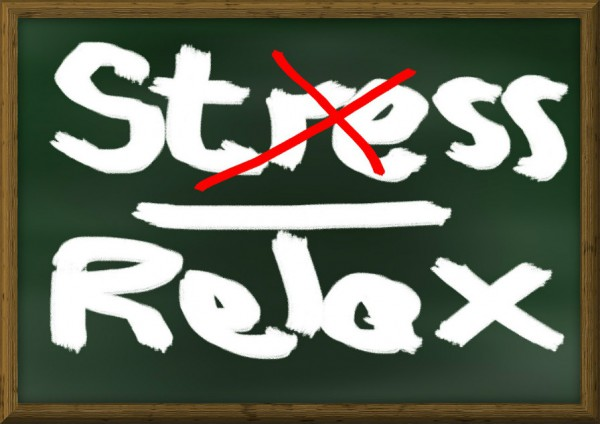 © Pixabay Stress Relax Stressbewältigung durch Massage