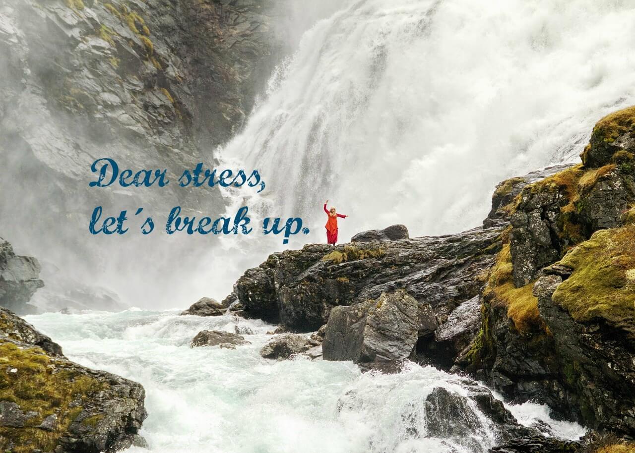 Heilmittel gegen Stress