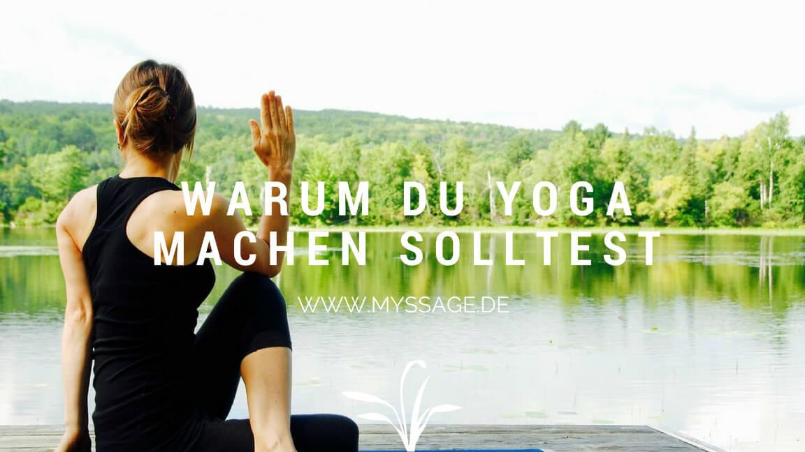 was bringt yoga
