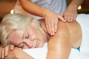Massage für Senioren