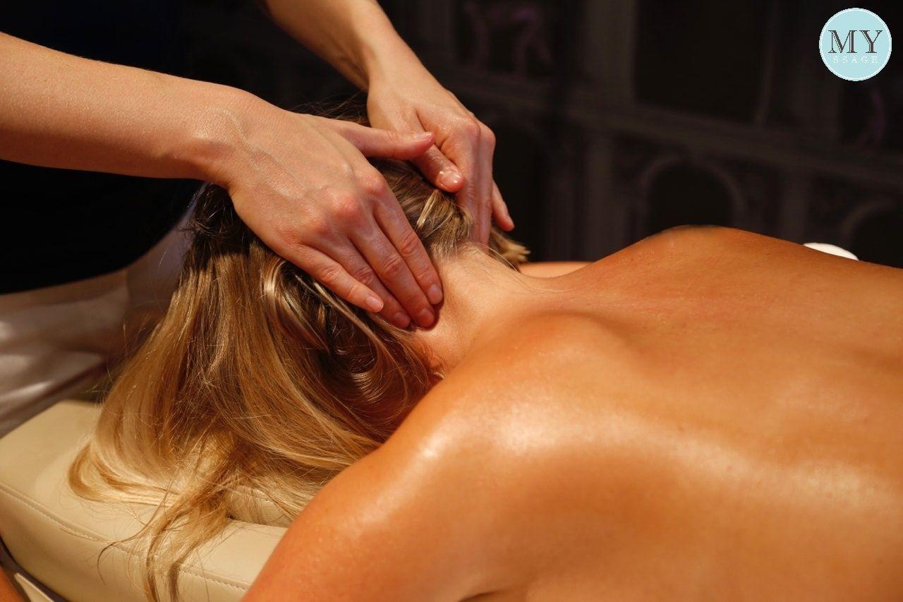 Massage auf Rezept - Myssage Rückenmassage