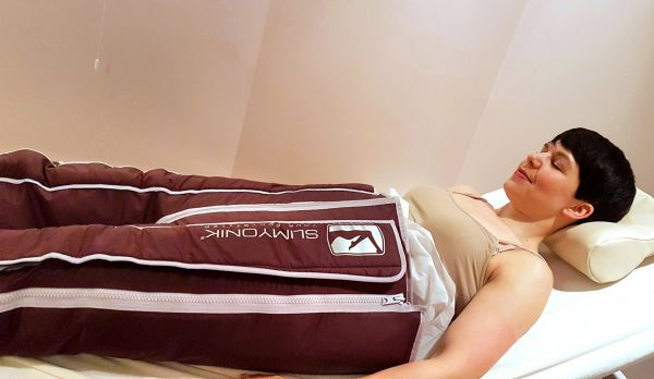 SLIMYONIK für Sportler - MYSSAGE-Kundin Julia Heckmann